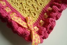 Crocheted projects / by Dawn Wolford