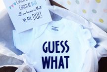 Baby announcments
