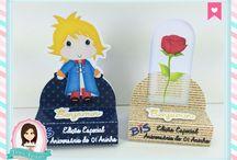 Festa Pequeno Príncipe / Procurando fofuras para a sua festa? Na nossa loja tem! http://loja.danifestas.com.br/