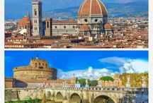 Travel Italy / Travel destination guide, hints and tips for all things Italian.