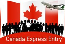 Canada immigration / Canada is a country, consisting of ten provinces and three territories, in the northern part of the continent of North America. It extends from the Atlantic to the Pacific and northward into the Arctic Ocean, covering 9.98 million square kilometers (3.85 million square miles) in total, making it the world's second-largest country by total area and the fourth. Canada's common border with the United States forms the world's longest land border.