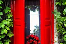 Red Green Contrast