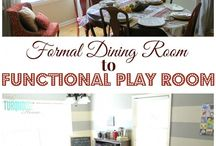 Play room / by Carissa Willis
