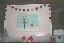 Christmas Ideas and Decor / by Ana McCool
