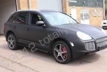 Porsche / Porsche car wraps