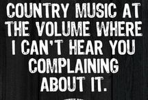 Country isn't a genre. It's a lifestyle.