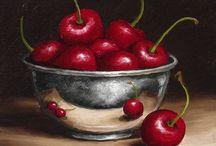 Pintura ... Frutas