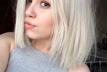 platine blond