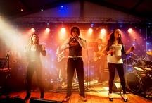 Coverband Act on Demand: Oranjebal 2013 / Optreden van coverband / feestband Act on Demand tijdens het Oranjebal 2013.