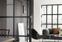 House details / Black windows