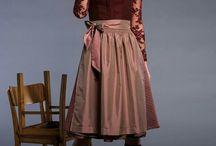 Dirndl Bavarian Dress