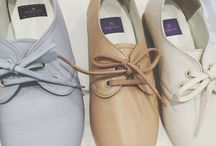 Shoe ** / Lovely spring colors .