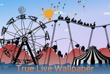 Android Live Wallpapers / Android live wallapers