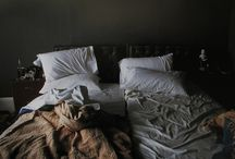 bed and bedrooms
