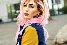 Models / by Eden Clark ☾