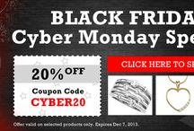 Black Friday & Cyber Monday Specials / Jewelry #BlackFriday & #CyberMonday Specials In #Greensboro #NC