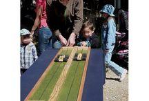 Wood games