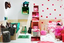 Room ideas / For the kids room