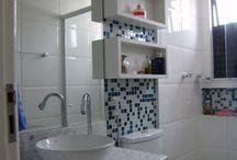 banheiro decorados