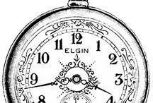 Graphics - clocks