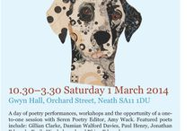 Events / Brilliant fiction, poetry and non-fiction reading events