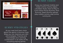 Rummy Gyan Infographics