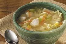 Soups tried