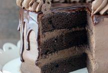 chocolate cake with kahlua