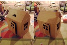 Box Houses For Kids