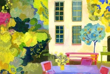 The Painted Garden