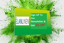 Elan Linen Offers / Elan Linen Special Offers