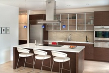 Kitchens & Bathrooms / cool ideas for an upcoming renovation!
