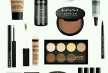cosméticos NYX