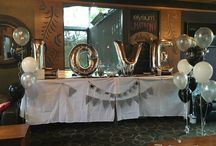 Engagement Party Ideas / Engagement Party Balloon Decorations