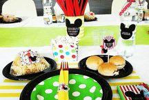 Mickey's party