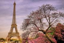 Lugares a los que quiero ir / De grande quiero ir a los lugares de abajo, uno de mis sueños. Viajar por todo el mundo.