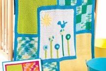 4 Crochet (Blankets -Sheets - Pillows) / by Amira Zaky