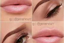 Nice makeup!