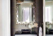Ablutions / Powder Rooms. Bathrooms.