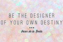 Fashion designers quotes/Frases de diseñadores de moda / by Handmade by Arantza Rivas
