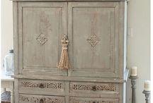 Idee peinture meuble