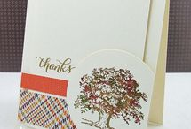Stampin' Up! - Lovely As A Tree