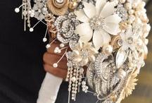 Vintage brooch bouquets Tampa