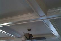 Beam ceiling / Beams