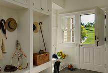 Storage/entrance room