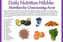 Nutritious Diet for healthy skin and hair / A regular update on nutritious diet for healthy skin and hair. Everyone can live in a flawless radiant skin - all you have to do is include few food nibbles in your daily diet and Voilà! You will be leaving your friends wondering why you look so gorgeous?