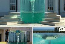 Vortex fountain