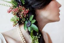 šperky z květin