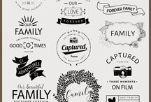 Word Art / Word Art World creates beautiful word art and overlay sets for digital scrapbooking. #wordart #wordartworld #wordartsets ##overlays #digitalscrapbooking #digital #scrapbooking #printable #overlays #photography