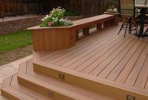 Dream deck / Home building projects / by Keri Adams TruVision Associate